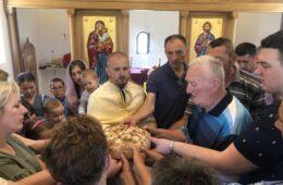 У Крушевици код Љубиња обиљежена црквена слава свештеномученика Митрополита Јоаникија Црногорског