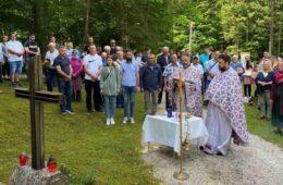 У Камничкој Бистрици служен помен жртвама Брозовог терора