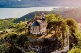ЦРКВА СВЕТОГ ГЕОРГИЈА НА ВАЛУ - Симбол заједничког живота Црногораца и Херцеговаца