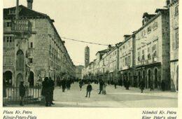 СОКОЛСКИ СЛЕТ 1923. У ДУБРОВНИКУ