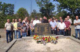 Помен за пострадале у Бурмазима и освећење споменика мученицима из Другог свјетског рата