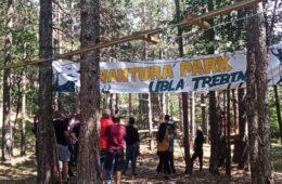 На Ублима отворен Авантура парк