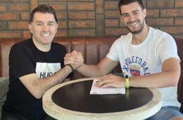 ВЕЛИКЕ АМБИЦИЈЕ ГАЈДОБРАНА: Бивши центар Партизана потписао за Херцеговац