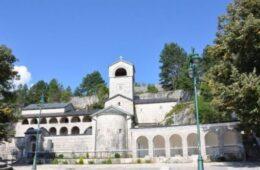 Јуриш на Цетињски манастир