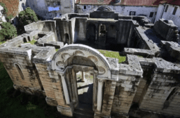 Жалосна судбина Храма Светог Саве у Сплиту