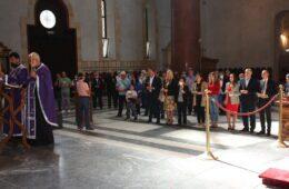У Београду служен парастос за 88 Срба убијених у Медачком џепу